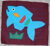 PRETTY BLUE FISH